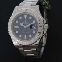 Rolex Oyster Perpetual Date Yacht-Master Blue NEW