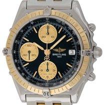 Breitling : Chronomat :  D13047 :  Stainless Steel and 18k...