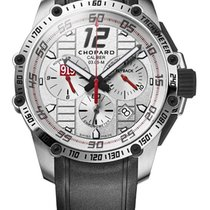 Chopard Superfast Chrono Porsche 919 Edition Stainless Steel...