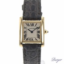 Cartier Tank Francaise PM Yellow Gold