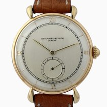 Vacheron Constantin Mint 1946 18k Gold + Extract From the...