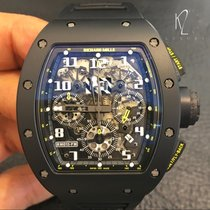 Richard Mille RM11 Flyback Chronograph Yellow Flash Edition