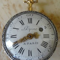 L'Epée Verge Fusee Pocket Watch 18kt Gold ca. 270 years old