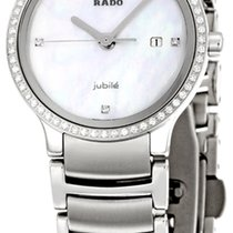 Rado Ladies R30936903 Centrix Diamonds Quartz Watch
