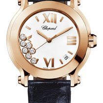 Chopard Happy Sport Round Quartz 36mm 277471-5001