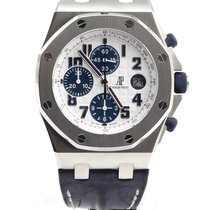 Audemars Piguet Royal Oak Offshore Chronograph Navy Model ...