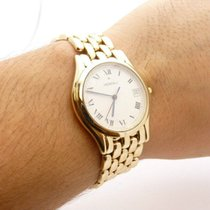 Movado (74C29881) 14K Solid Yellow Gold Mash Bracelet Men'...