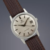 Omega Seamaster watch steel automatic