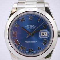 Rolex Datejust II mit Box und Papieren 116300
