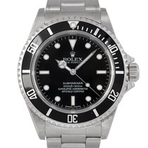Rolex Steel Submariner Non-Date, Ref: 14060, With Papers &...