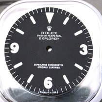 Rolex Explorer-1 REF: 1016 Fat Font Dial 1967~68