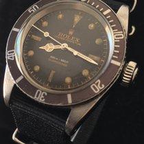 Rolex Submariner 6538 Big Crown Box & Paper