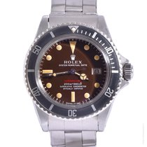 Rolex Submariner Red Brown Tropical Dial 1680