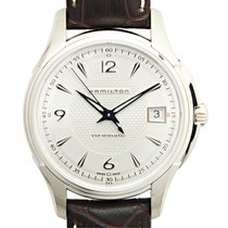 Hamilton Jazz Master Stainless Steel Silver Automatic H32455557