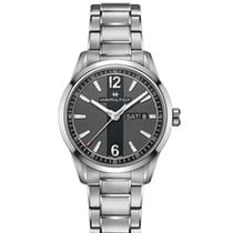 Hamilton Broadway Day Date Quartz H43311135