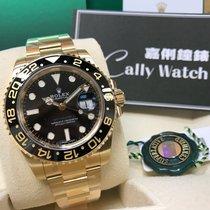 Ρολεξ (Rolex) Cally - GMT Master II 116718LN 18K GOLD Ceramic...