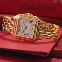 Cartier Panthere 18K Yellow Gold 28mm