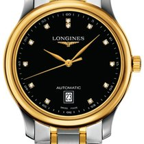 Longines Master Automatic 38.5mm L2.628.5.57.7