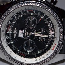 Breitling Bentley Motors 6.75 Big Date Stainless Steel Automatic