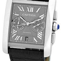 "Cartier ""Tank MC Chrono"" Automatic Strapwatch."