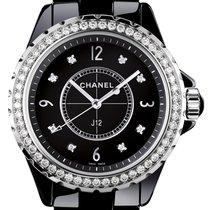 Chanel J12 Schwarz