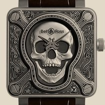 Bell & Ross AVIATION BR-01 Burning Skull