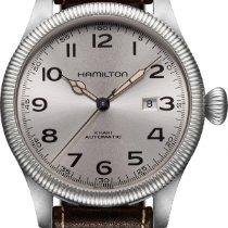 Hamilton Khaki Pioneer H60515593 Herren Automatikuhr 80h...