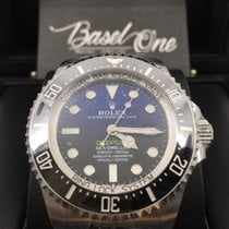 勞力士 (Rolex) Rolex Sea Dweller Deep Sea D Blue 116660 James...