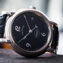 Parmigiani Fleurier Chronometre Basica 18k White Gold