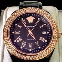 Versace Dv One Diamond Ceramic Gold
