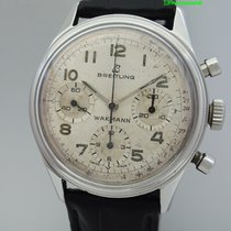 Breitling Very Rare Breitling- Wakmann Chronograph 765 -THE...