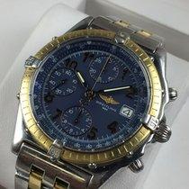 Breitling Chronomat Vitesse two-tone chronograph automatic...