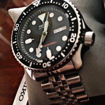 Seiko Divers SKX007 with jubilee bracelet -NEW-