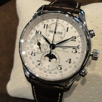 Longines Ungetragene Master Collection Chrono Mondphase 42mm