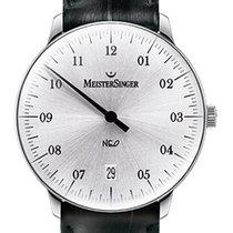 Meistersinger Neo 36 mm Silver Dial - NE 901