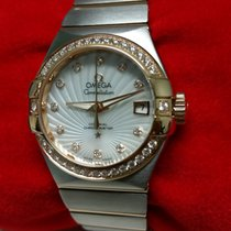 Omega Constellation Quartz 27 MM 12325272055001
