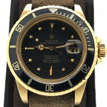 Rolex Submariner Ref. 1680/8 Yellow Gold