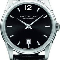 Hamilton Jazzmaster Slim Automatik Herrenuhr H38615735