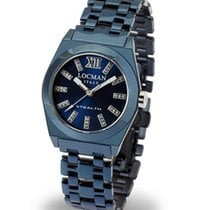 Locman Stealth 0204BL-BLDFNKBRB Quartz Ladies Watch