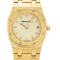 Audemars Piguet Royal Oak Lady 18K Solid Yellow Gold