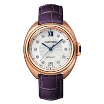 Cartier Cle  Mid-Size Watch Ref WJCL0032