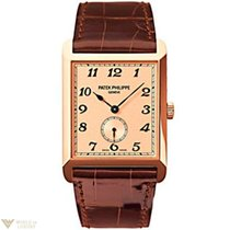 Patek Philippe Gondolo 18K Rose Gold Men`s Watch