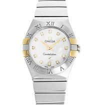 Omega Watch Constellation Ladies 123.20.24.60.55.006