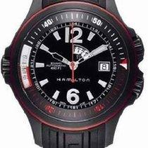 Hamilton Khaki Navy GMT XL Automatik H77585335