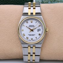 Rolex Datejust Oysterquartz Steel and gold 36mm 17013 1987