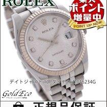 Rolex 【超美品】ROLEX【ロレックス】 デイトジャスト メンズ腕時計【中古】 Ref.116234G...