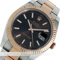 Rolex Datejust 41 Edelstahl Everose-Gold 126331