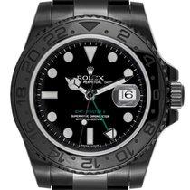 ロレックス (Rolex) Rolex GMT-Master II Black PVD Coating 116710LN
