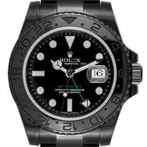 Ρολεξ (Rolex) Rolex GMT-Master II Black PVD Coating 116710LN