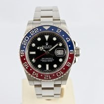 Rolex GMT-Master II - Pepsi - Weissgold - 116719BLRO -